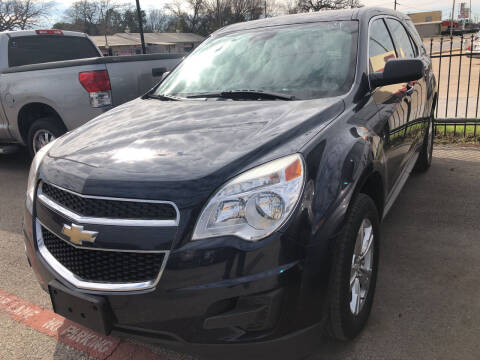 2015 Chevrolet Equinox for sale at Auto Access in Irving TX