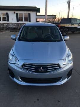 2019 Mitsubishi Mirage G4 for sale at Zoom Auto Sales in Oklahoma City OK