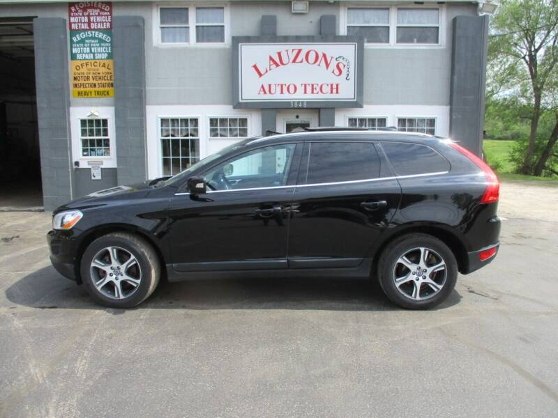 2013 Volvo XC60 for sale at LAUZON'S AUTO TECH TOWING in Malone NY