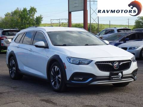 2019 Buick Regal TourX for sale at RAVMOTORS in Burnsville MN