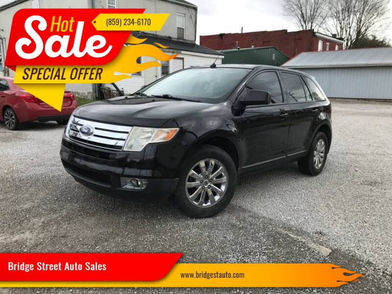 2007 Ford Edge for sale at Bridge Street Auto Sales in Cynthiana KY