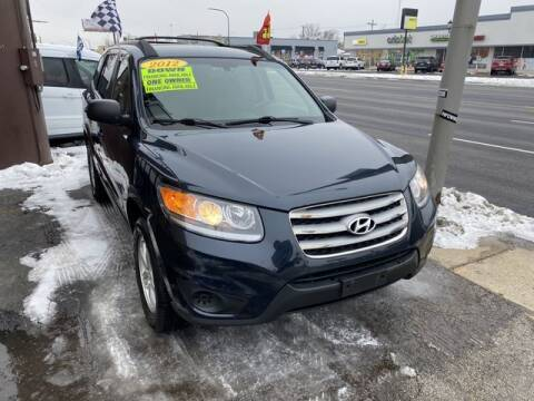 2012 Hyundai Santa Fe for sale at JBA Auto Sales Inc in Stone Park IL