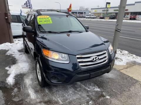 2012 Hyundai Santa Fe for sale at JBA Auto Sales Inc in Stone Park IL