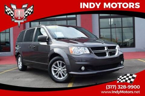 2019 Dodge Grand Caravan for sale at Indy Motors Inc in Indianapolis IN