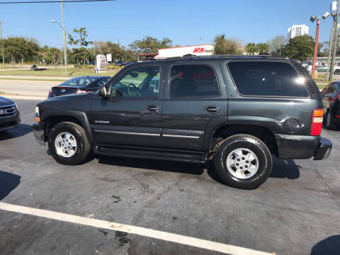2003 Chevrolet Tahoe for sale at Riviera Auto Sales South in Daytona Beach FL