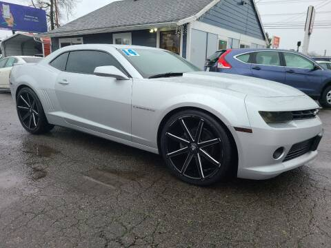 2014 Chevrolet Camaro for sale at Universal Auto Sales in Salem OR