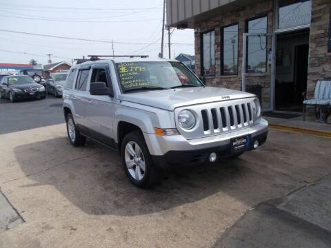 2012 Jeep Patriot for sale at Preferred Motor Cars of New Jersey in Keyport NJ