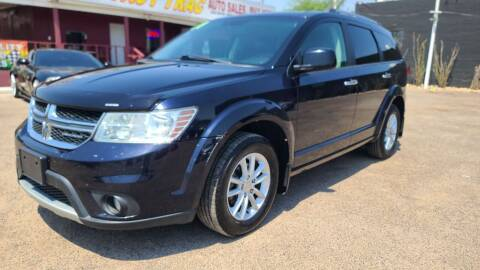 2011 Dodge Journey for sale at Fast Trac Auto Sales in Phoenix AZ