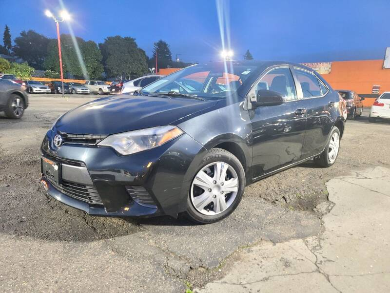2016 Toyota Corolla for sale at City Motors in Hayward CA
