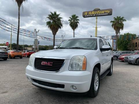 2011 GMC Yukon for sale at A MOTORS SALES AND FINANCE - 5630 San Pedro Ave in San Antonio TX