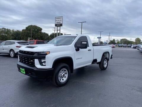 2021 Chevrolet Silverado 3500HD for sale at DOW AUTOPLEX in Mineola TX