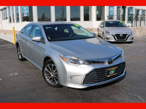 2018 Toyota Avalon for sale at AUTO POINT USED CARS in Rosedale MD