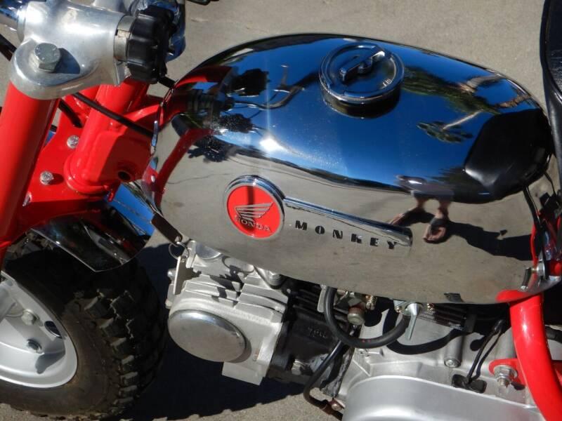 1969 Honda Z50  - Los Angeles CA