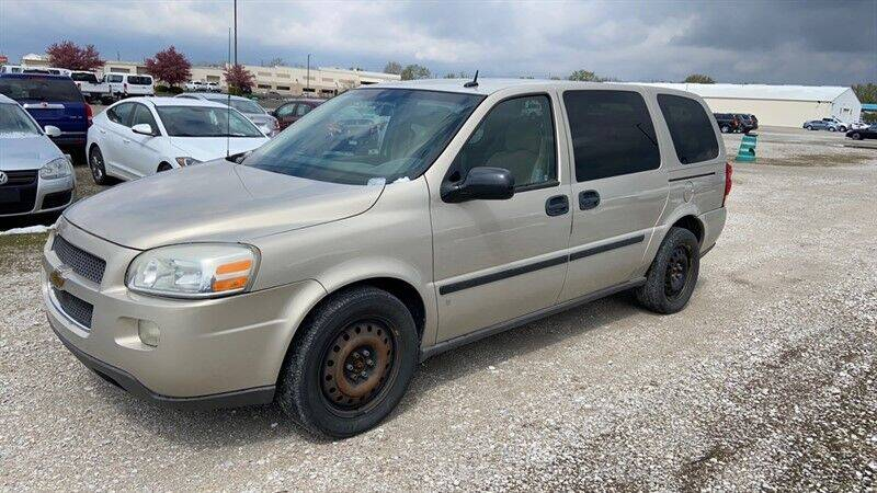 2008 Chevrolet Uplander for sale at WEINLE MOTORSPORTS in Cleves OH