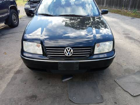 2004 Volkswagen Jetta for sale at Maple Street Auto Sales in Bellingham MA
