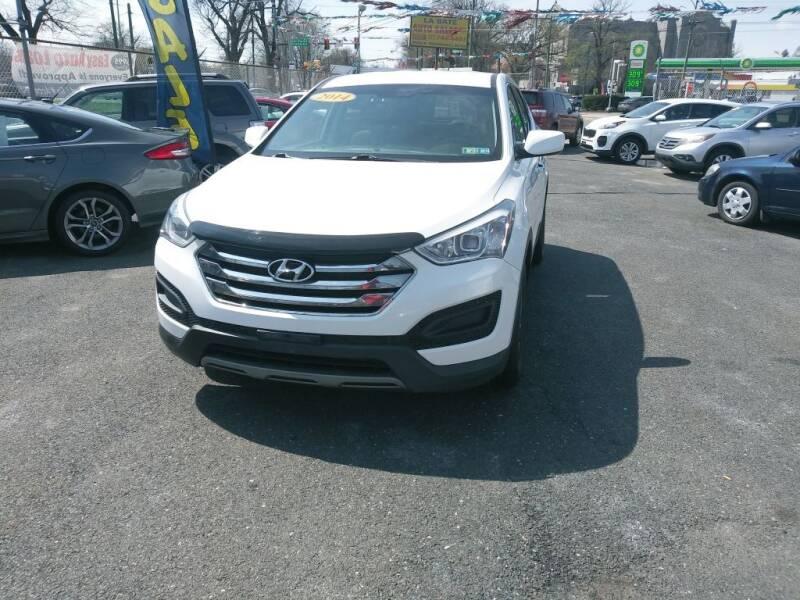 2014 Hyundai Santa Fe Sport for sale at LaBate Auto Sales Inc in Philadelphia PA