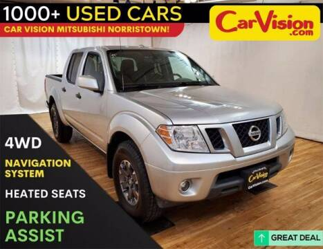 2018 Nissan Frontier for sale at Car Vision Buying Center in Norristown PA