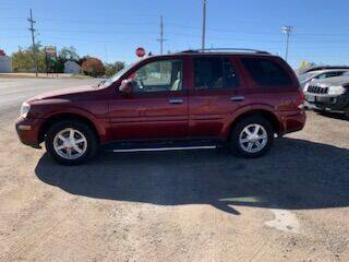 2006 Buick Rainier for sale at J & S Auto in Downs KS