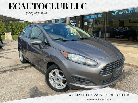 2014 Ford Fiesta for sale at ECAUTOCLUB LLC in Kent OH