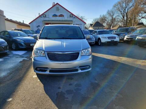 2011 Chrysler Town and Country for sale at Rochester Auto Mall in Rochester MN