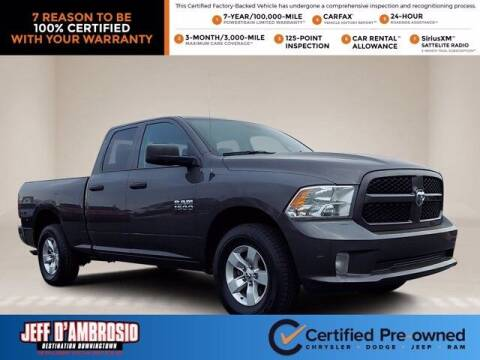 2018 RAM Ram Pickup 1500 for sale at Jeff D'Ambrosio Auto Group in Downingtown PA