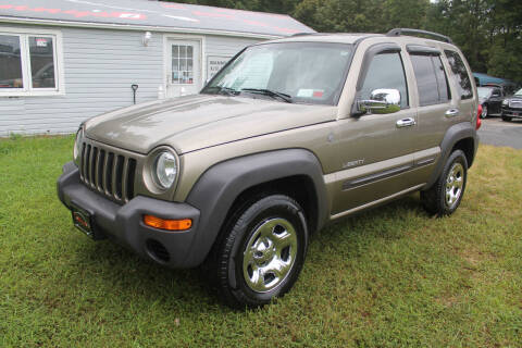 2004 Jeep Liberty for sale at Manny's Auto Sales in Winslow NJ