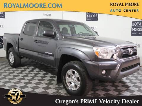 2013 Toyota Tacoma for sale at Royal Moore Custom Finance in Hillsboro OR