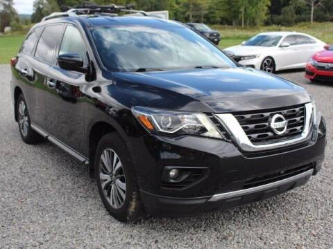 2017 Nissan Pathfinder for sale at Street Track n Trail - Vehicles in Conneaut Lake PA