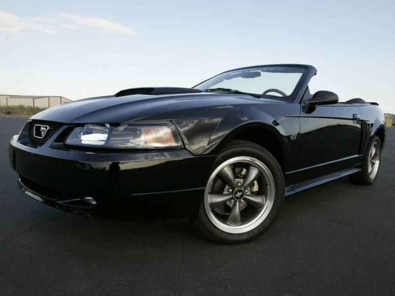 2004 Ford Mustang for sale at St. Croix Classics in Lakeland MN