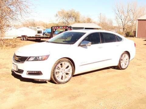 2015 Chevrolet Impala for sale at DeMers Auto Sales in Winner SD