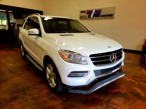 2014 Mercedes-Benz M-Class for sale at Driveline LLC in Jacksonville FL