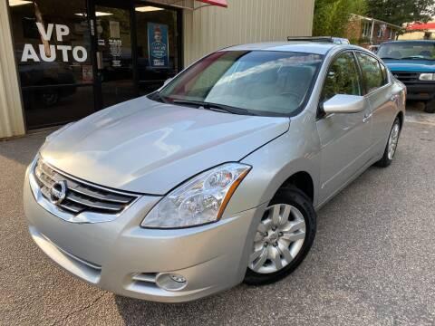 2010 Nissan Altima for sale at VP Auto in Greenville SC