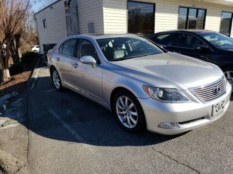 2008 Lexus LS 460 for sale at YOUR WAY AUTO SALES INC in Greensboro NC