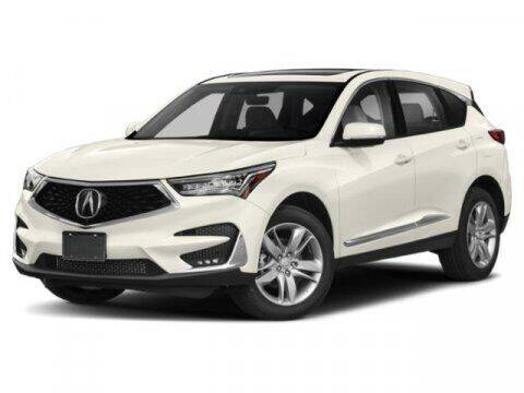 2019 Acura RDX for sale at Auto Finance of Raleigh in Raleigh NC
