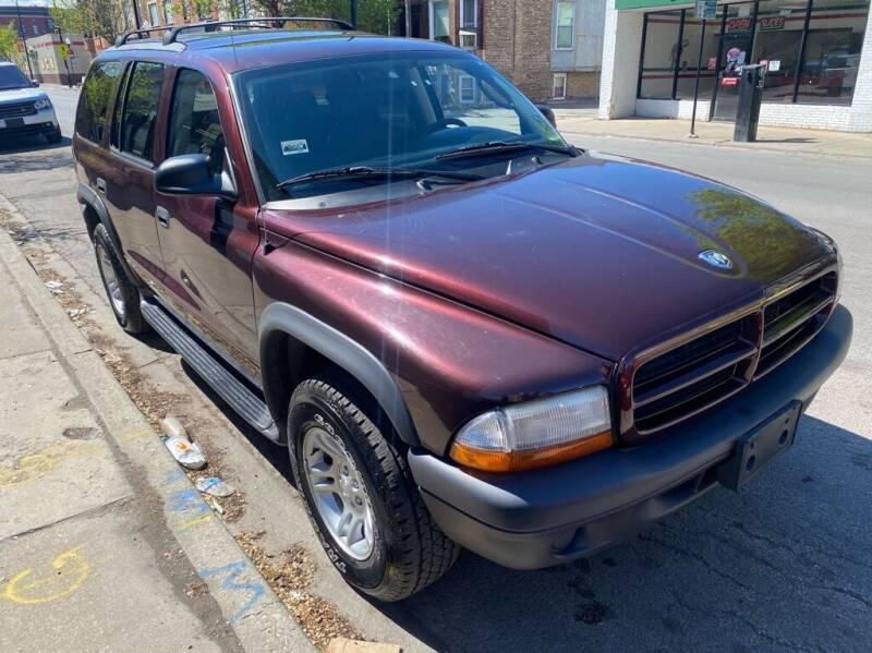 2003 Dodge Durango for sale in Chicago, IL