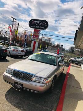 2005 Mercury Grand Marquis for sale at i3Motors in Baltimore MD