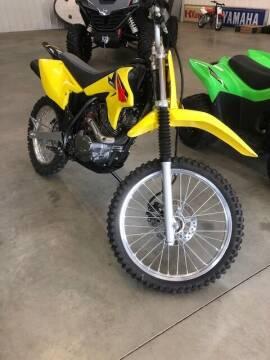 2017 Suzuki DRZ125L for sale at Honda West in Dickinson ND