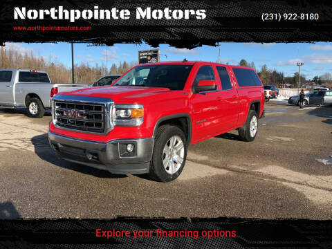 2014 GMC Sierra 1500 for sale at Northpointe Motors in Kalkaska MI