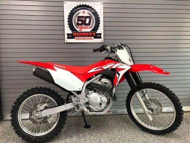 2021 Honda CRF250F