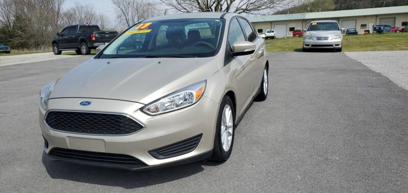 2017 Ford Focus for sale at Jacks Auto Sales in Mountain Home AR
