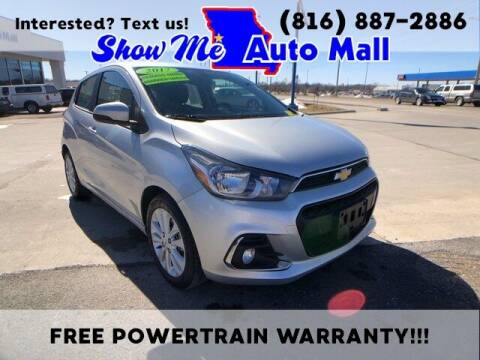 2017 Chevrolet Spark for sale at Show Me Auto Mall in Harrisonville MO