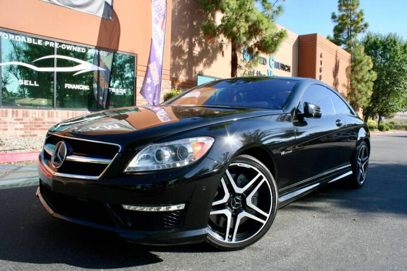 2012 Mercedes-Benz CL-Class for sale at CK Motors in Murrieta CA