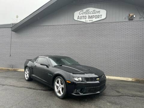 2014 Chevrolet Camaro for sale at Collection Auto Import in Charlotte NC