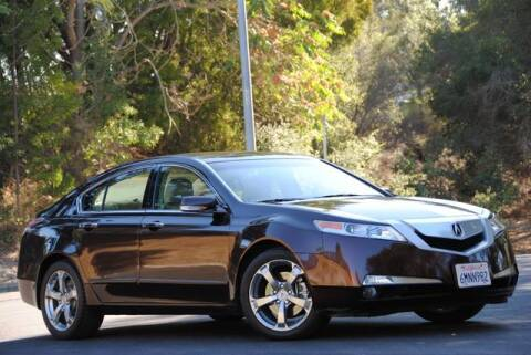 2010 Acura TL for sale at VSTAR in Walnut Creek CA