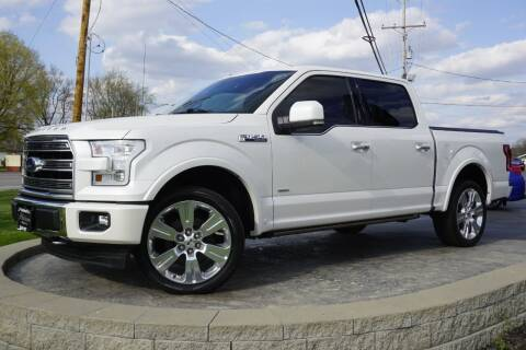2017 Ford F-150 for sale at Platinum Motors LLC in Heath OH