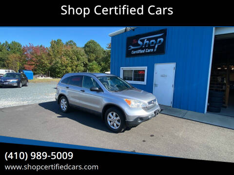 2007 Honda CR-V for sale at Shop Certified Cars in Easton MD