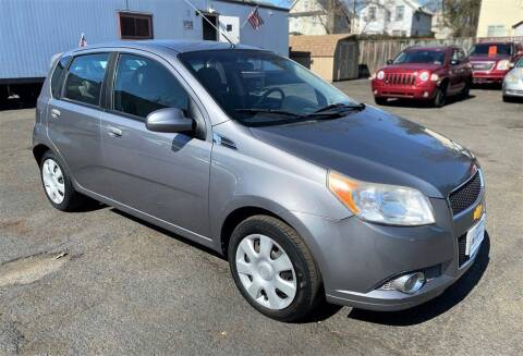 2011 Chevrolet Aveo for sale at Exem United in Plainfield NJ