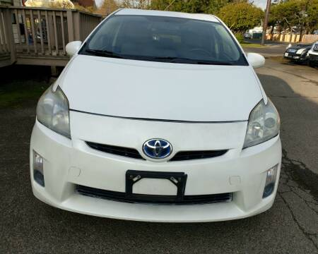 2011 Toyota Prius for sale at Life Auto Sales in Tacoma WA