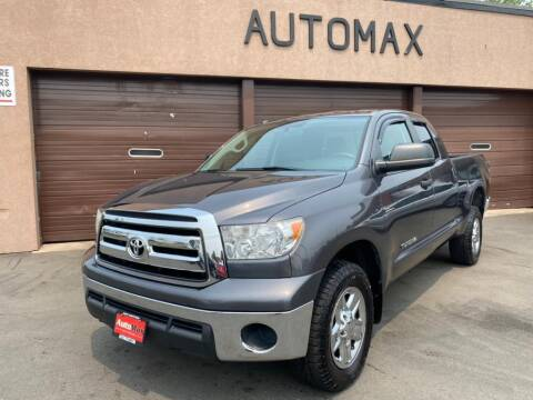 2011 Toyota Tundra for sale at AutoMax in West Hartford CT
