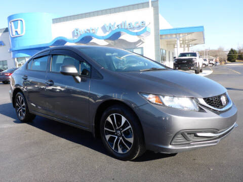 2013 Honda Civic for sale at RUSTY WALLACE HONDA in Knoxville TN